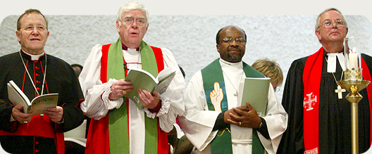 Planning Ecumenical Worship by Jennifer Phelps Ollikainen and Michael Trice