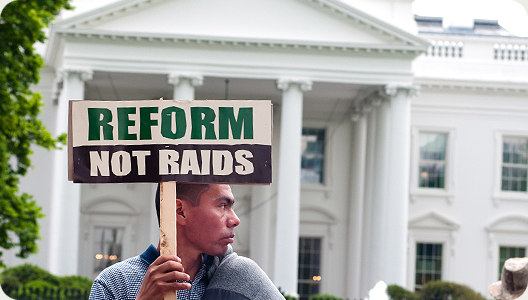 Grounding Theologically the Call for Immigration Reform by M. Daniel Carroll R. (Rodas)