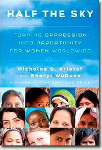 Nicholas D. Kristof and Sheryl WuDunn's Half the Sky by Mikka McCracken