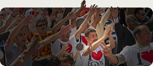 The Youth Revolution in Egypt and the Church's Response? by David D. Grafton