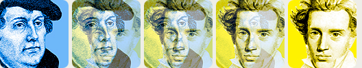 Conscience in the Theology of Martin Luther and Soren Kierkegaard by Randall C. Zachman